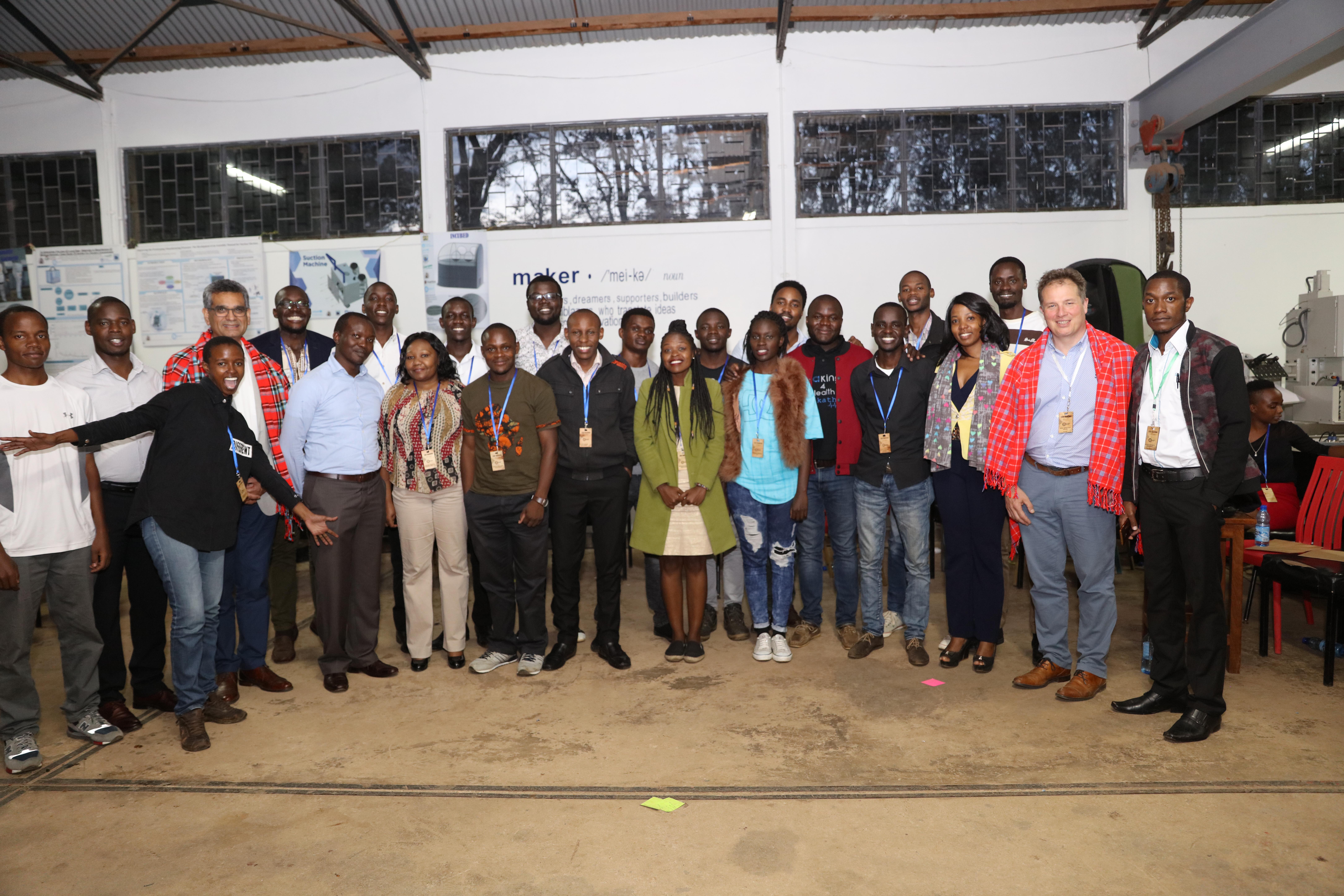 Kenya I2M training 2019