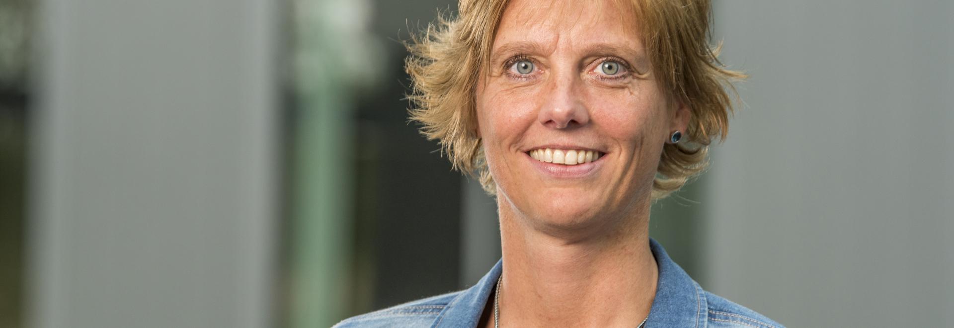 Sustainability consultant Michela van Kampen