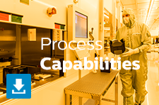 MEMS foundry Philips Innovation Services detailed process capabilities