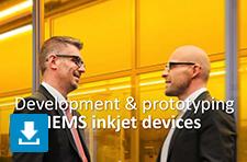 MEMS Inkjet devices presentation PDF Philips Innovation Services