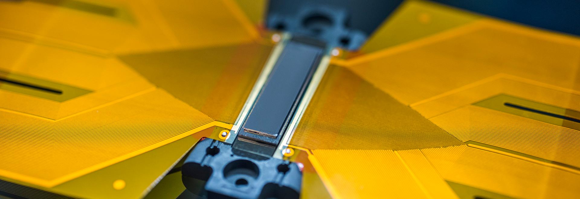 MEMS inkjet printhead