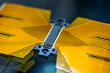 Thin film pzt inkjet printheads