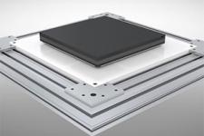 Design for dynamic stability & magnetic levitation - Planar motor technology