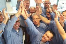 Colleague Henk Vaes wins Ir. Noordhofprijs in the field of mechatronics