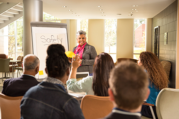 Behavior Based Safety Philips Innovation Services