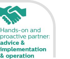 Hands on partner