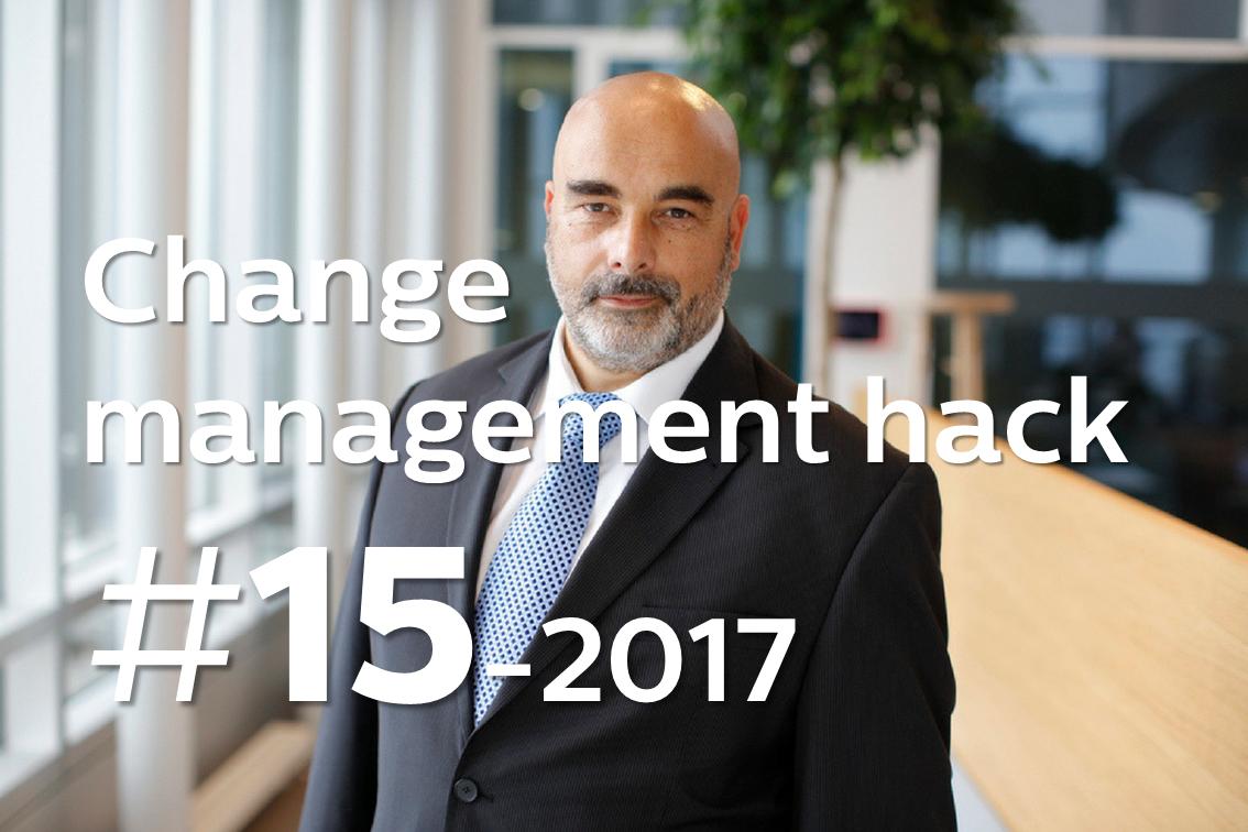 change management hack 15