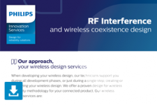 RF interference and wireless coexistence design