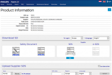 SDS management software Fasim2.1
