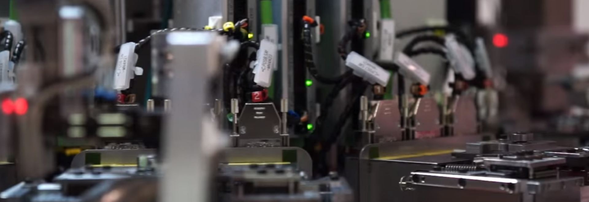 Your turnkey manufacturing equipment developed & built into one manufacturing solution