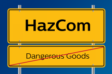 HazCom team for hazard communication sds dangerous goods
