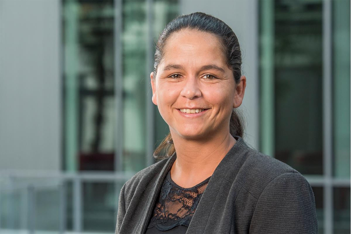 Senior Consultant Environment Erica Rugebregt