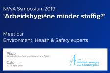 NVvA Symposium 2019 - Arbeidshygiene minder stoffig?