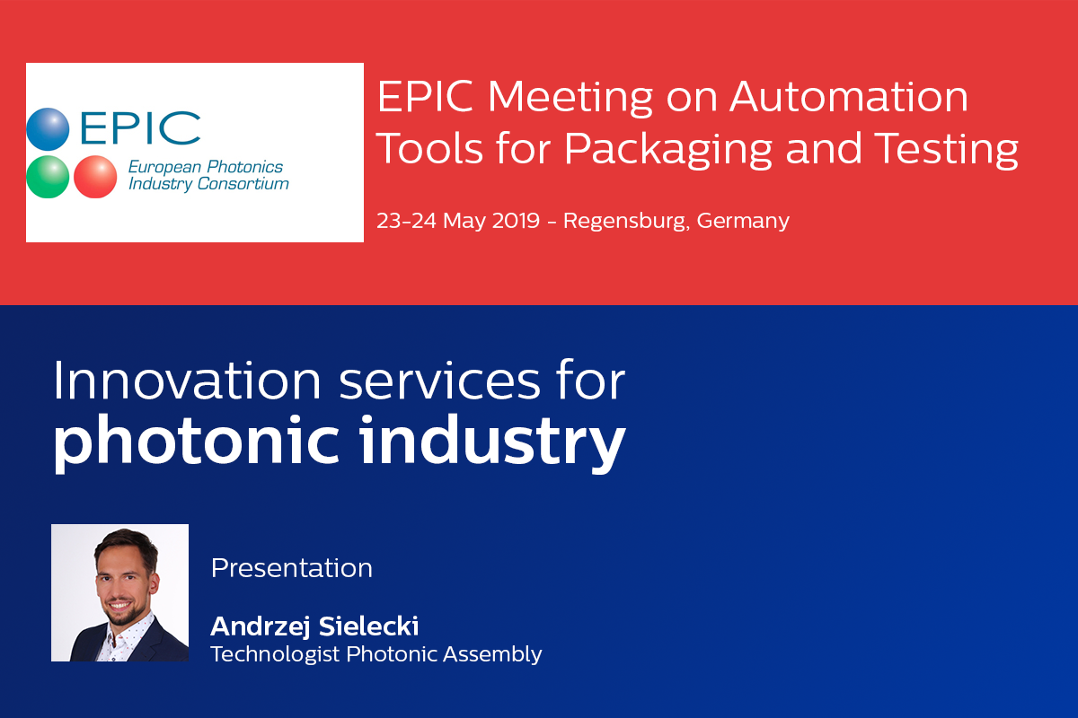 EPIC Meeting on Automation Tools for Packaging and Testing