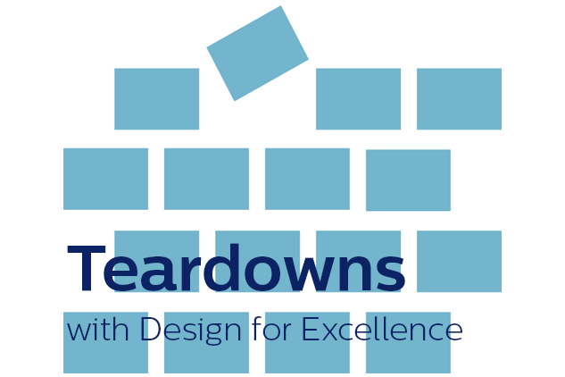 Teardowns-with-DfX