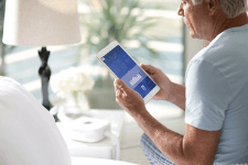 Managed connectivity services clinical trials and remote patient monitoring