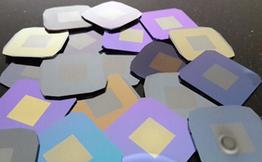 Thin film EUV membranes