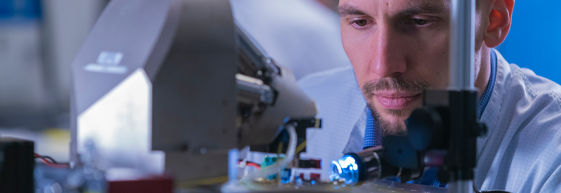 Photonics development and industrialization services