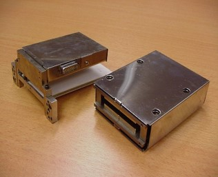 Custom damper as used in production - active damping