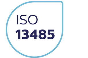 ISO 13485-2016 certificate 2021-2023