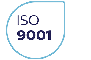 ISO 9001-2015 certificate 2021-2023