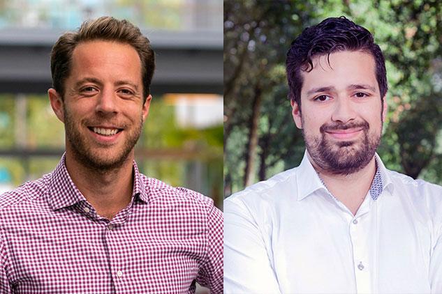 meet circular economy consultants Thijs Maartens and Juan Bakker